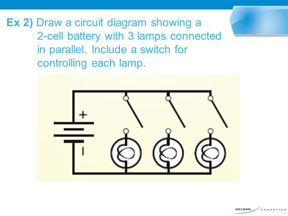 Circuit Diagrams 13.1 An Electric Circuit Can Be
