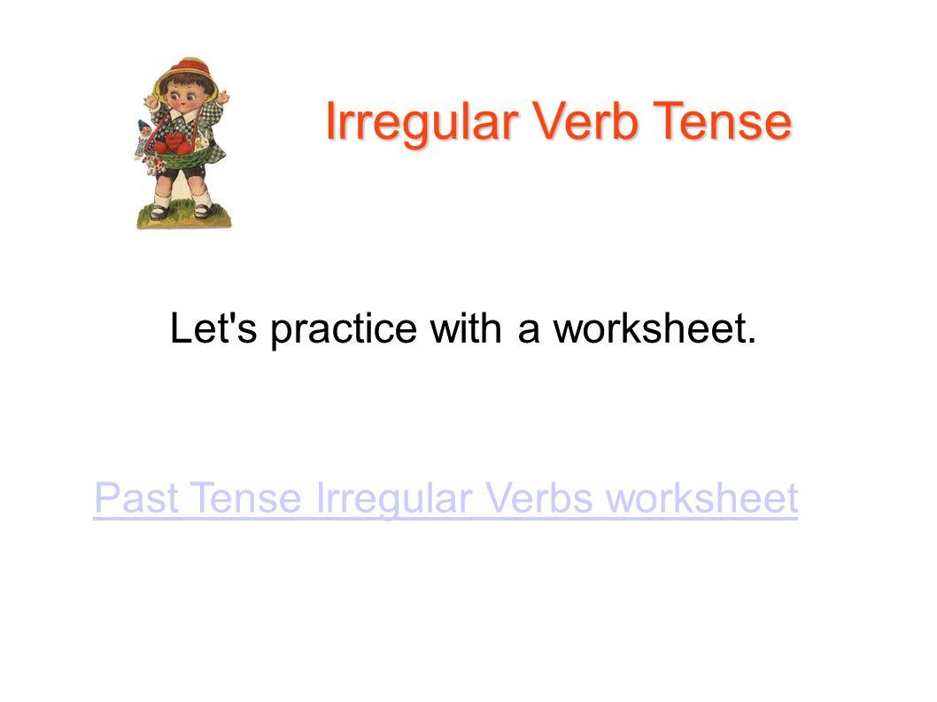 Level 3 Language Arts With Ms Sheri Lesson 29 Adding Ed Verbs Tense