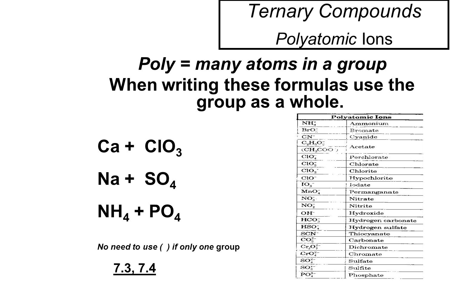 Worksheet Ternary Ionic Compounds Worksheet Grass Fedjp