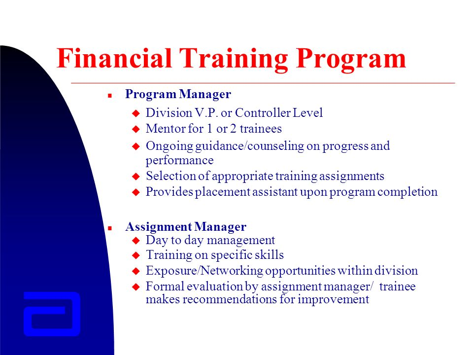 Manager Trainee Positions