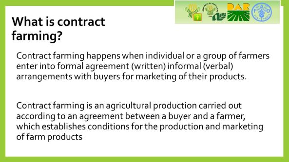 Image result for Contract farming