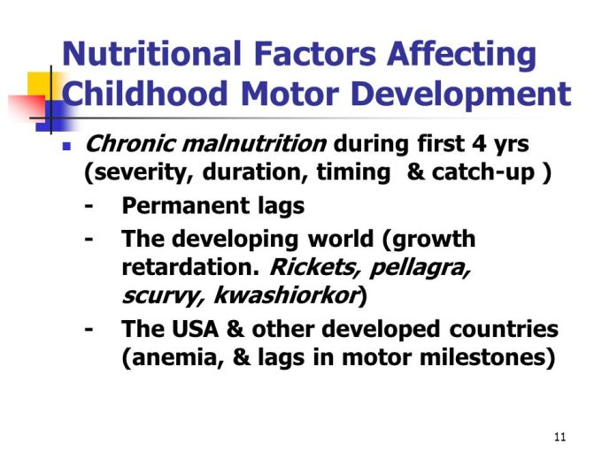 external factors affecting child development Nutrition, health, socio-economic factors, family, education and politics are all topics which the writer could have chosen from since these are all external factors affecting child development these external factors are far more important and relevant.