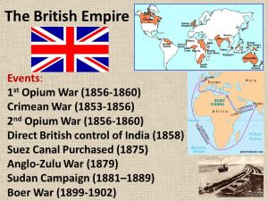 Imperial Europe British Empire France Spain AustriaHungary  ppt video online download