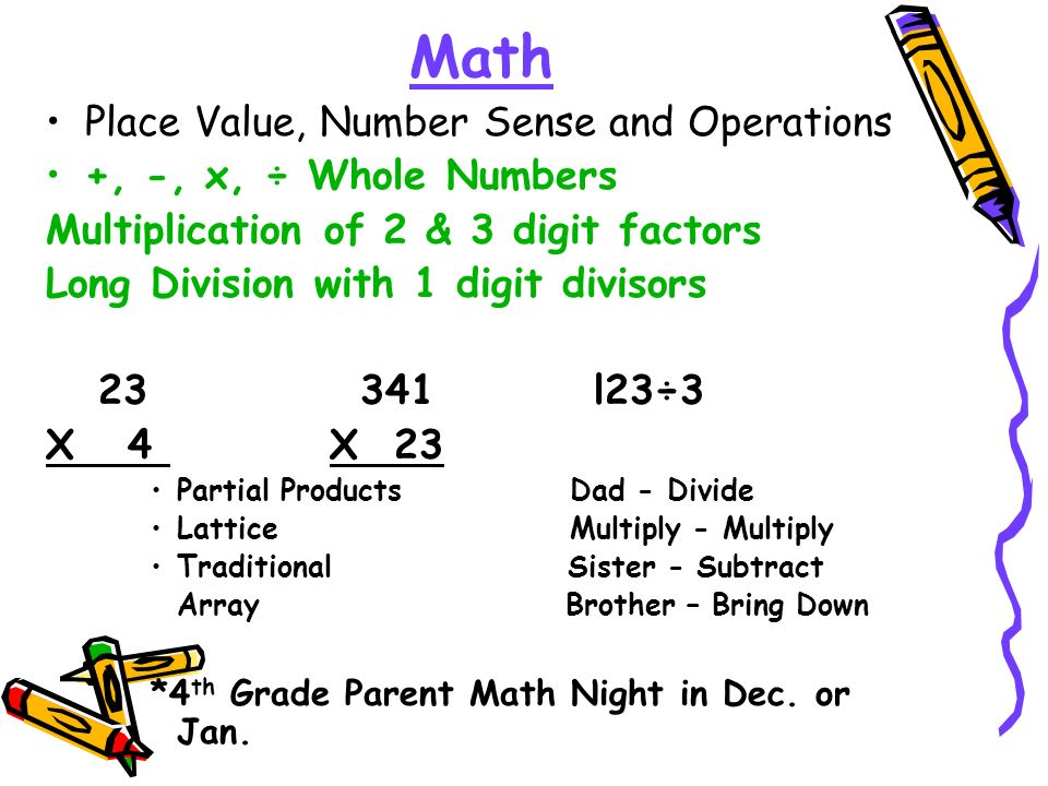 WELCOME TO FOURTH GRADE Ppt Video Online Download