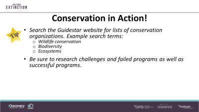 Preventing Extinction - ppt video online download