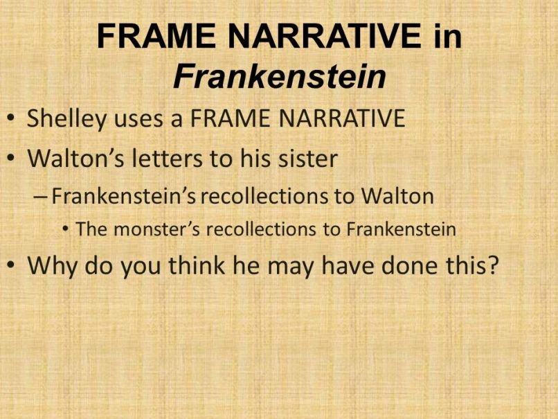 Definition Of Frame Story In Literature   pixels1st.com