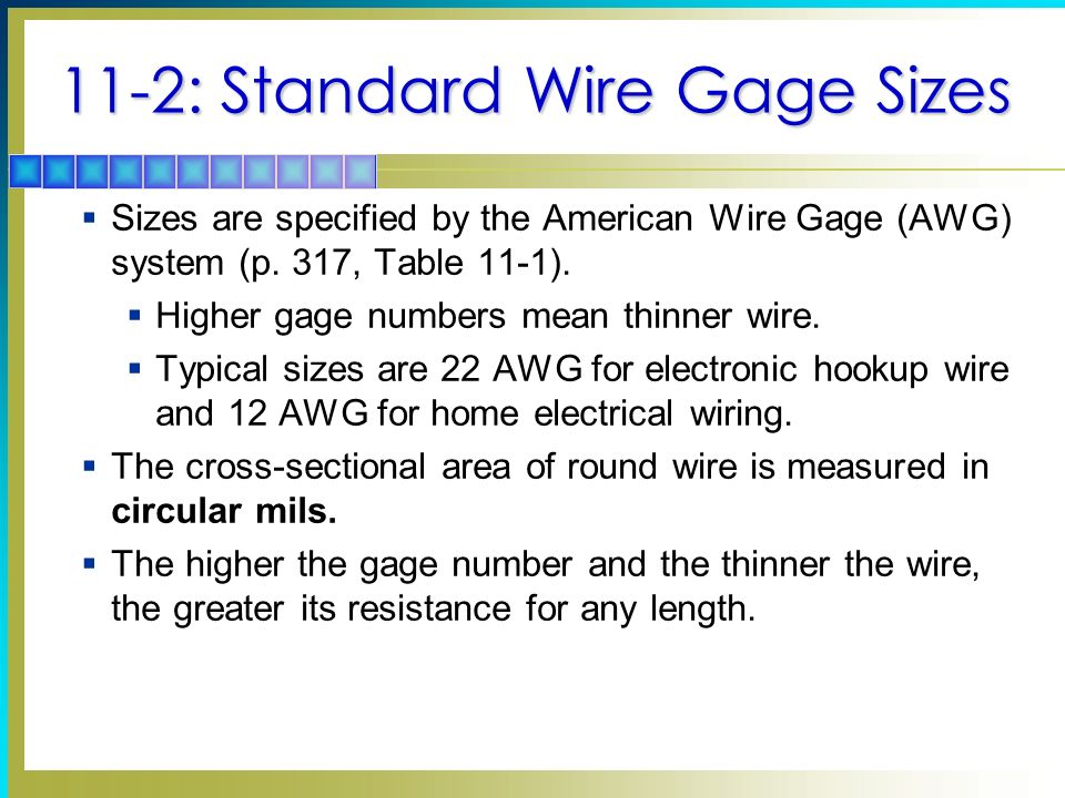 Outstanding Galvanized Wire Size Chart Component - Electrical and ...