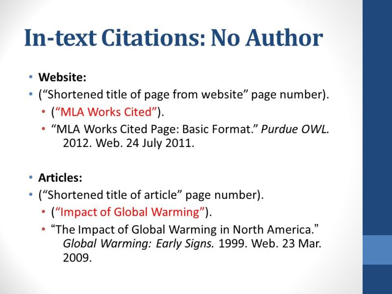 how to find the author in a website