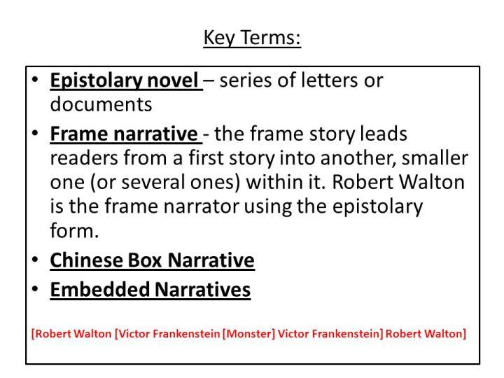 narrative frames in frankenstein | lajulak.org