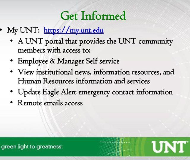 Get Informed My Unt