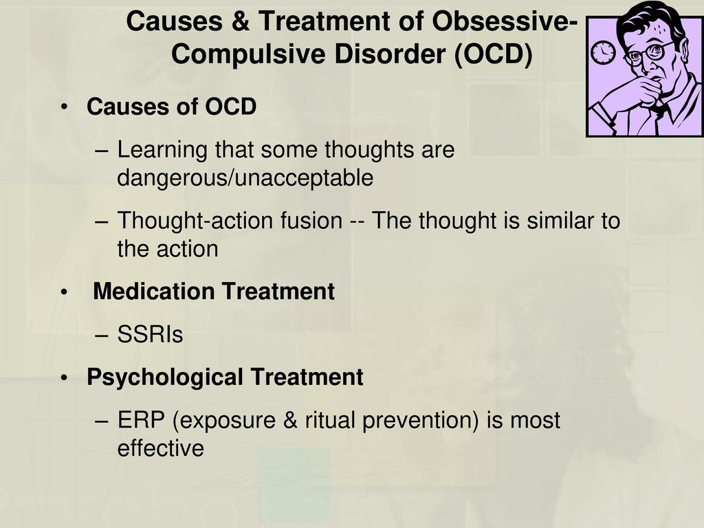 Chapter 5 Anxiety Trauma Amp Stress Related Amp Obsessive Compulsive Related Disorders