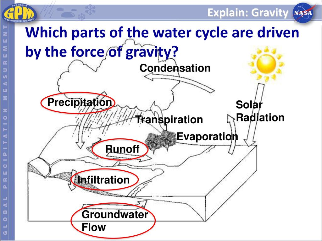 The Water Cycle Worksheet Answers
