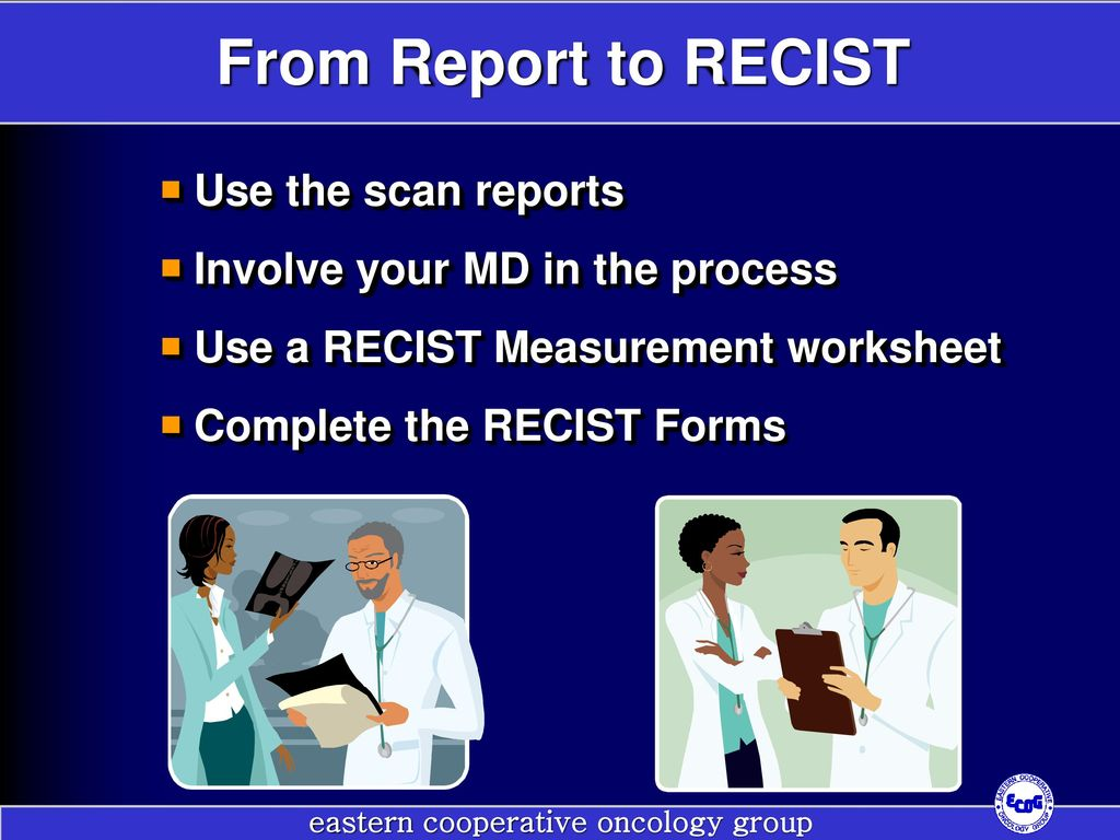 Recist Training Workshop Response Evaluation Criteria In Solid Tumors