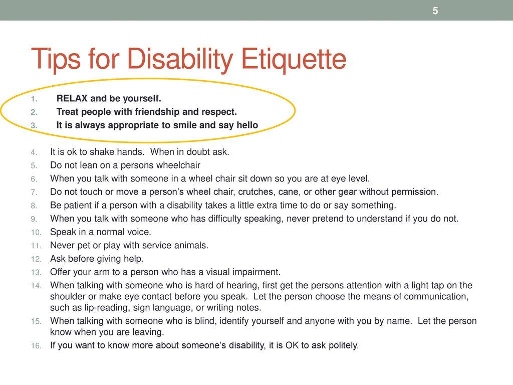 Printables Of Disability Awareness Merit Badge Worksheet