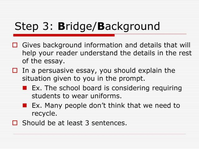 ABCDE Essay Structure The Five-Paragraph Essay - ppt download