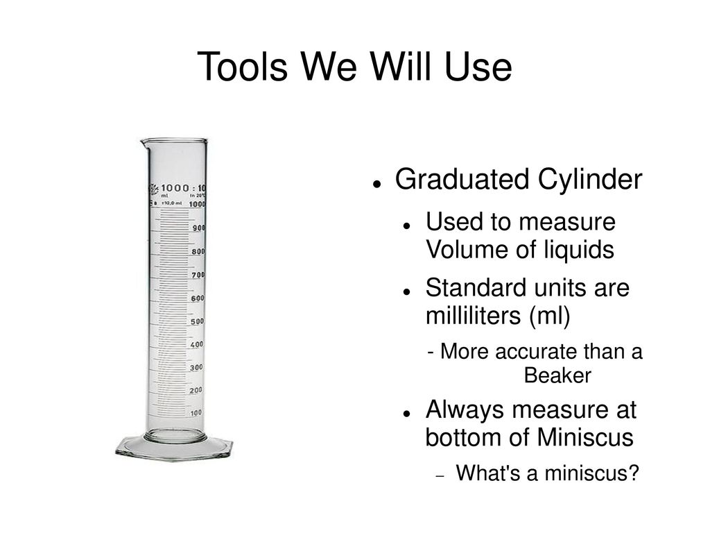 Tools We Will Use Compound Light Microscope