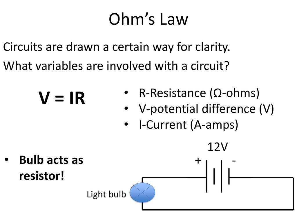 Aim How Is A Series Circuit Different From A Parallel Circuit