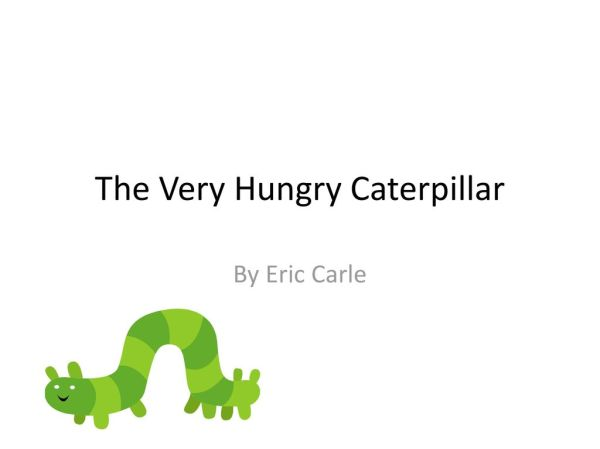 the very hungry caterpillar text # 44