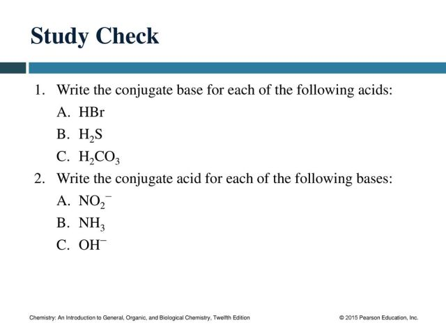 166.16 Acids and Bases The term acid comes from the Latin word