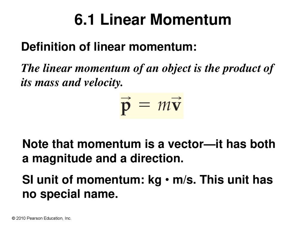 Linear Momentum And Impulse Worksheet