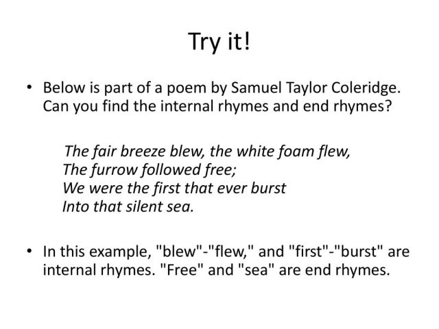 POETRY EXPRESS YOURSELF!. - ppt download