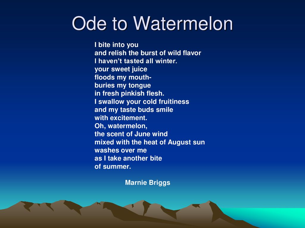 Modeled after poems written by Pablo Neruda - ppt download