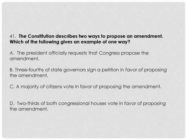 CONSTITUTION WARM-UPS. - ppt download