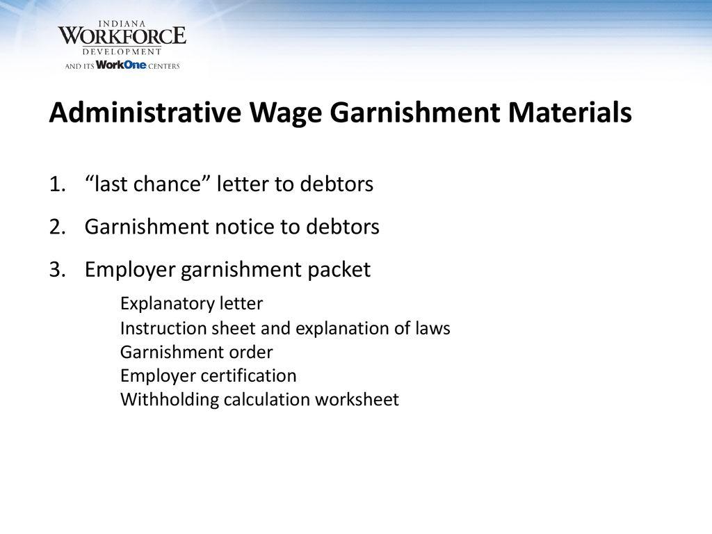 Unemployment Compensation Worksheet Indiana