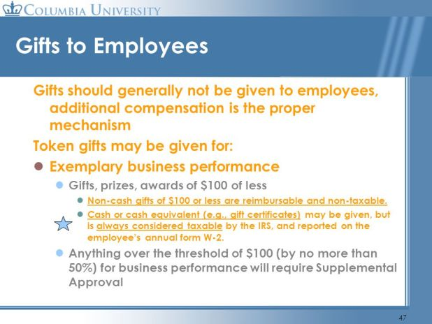 Cash Gifts To Employees Taxable Giftsite Co Are Gift Cards Income
