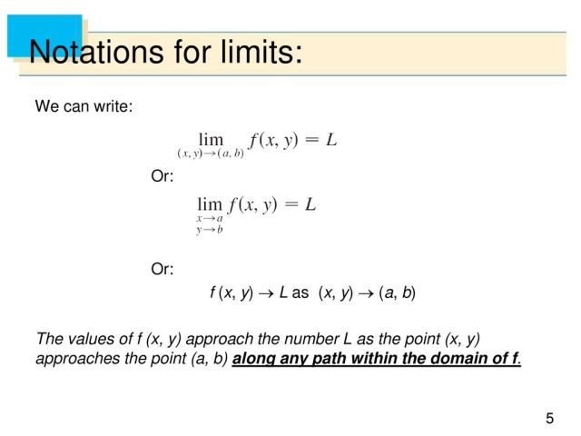 17.17 Limits and Continuity. - ppt download