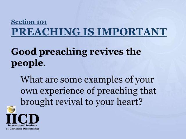 International Institute of Christian Discipleship - ppt download