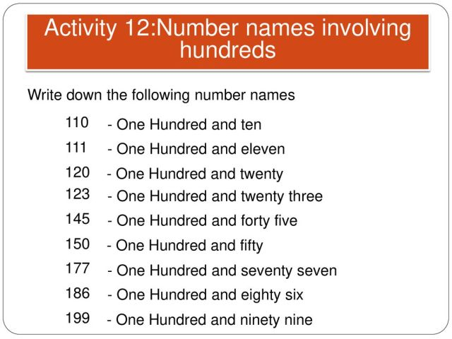 Numbers (21-1212121). - ppt download