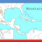 Physical Geography Of Central America Ppt Download