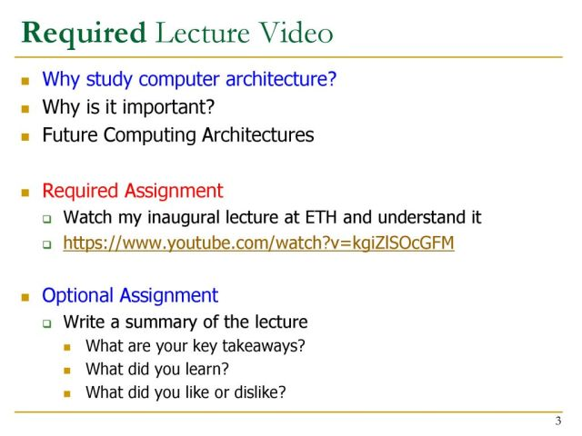 Design of Digital Circuits Lecture 28: Combinational Logic - ppt