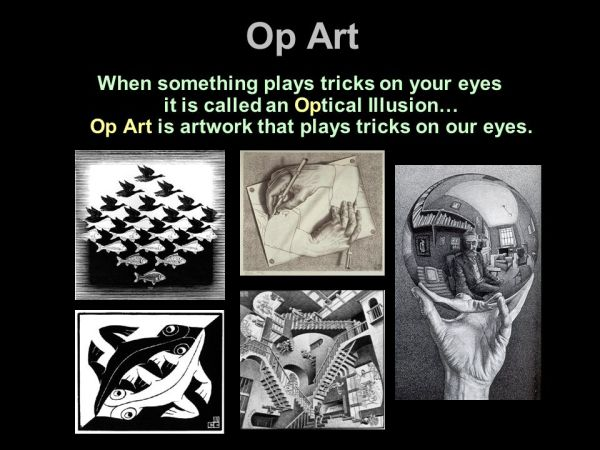 optical illusions school presentation # 65