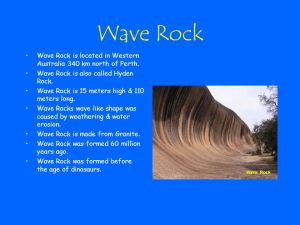 Famous Rocks  ppt video online download