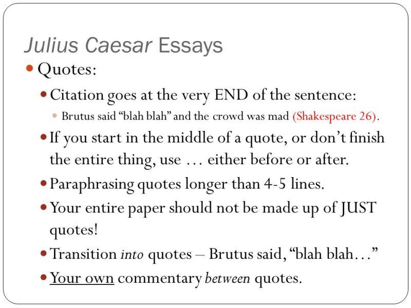 Essay On Julius Caesar Themes Poemsrom