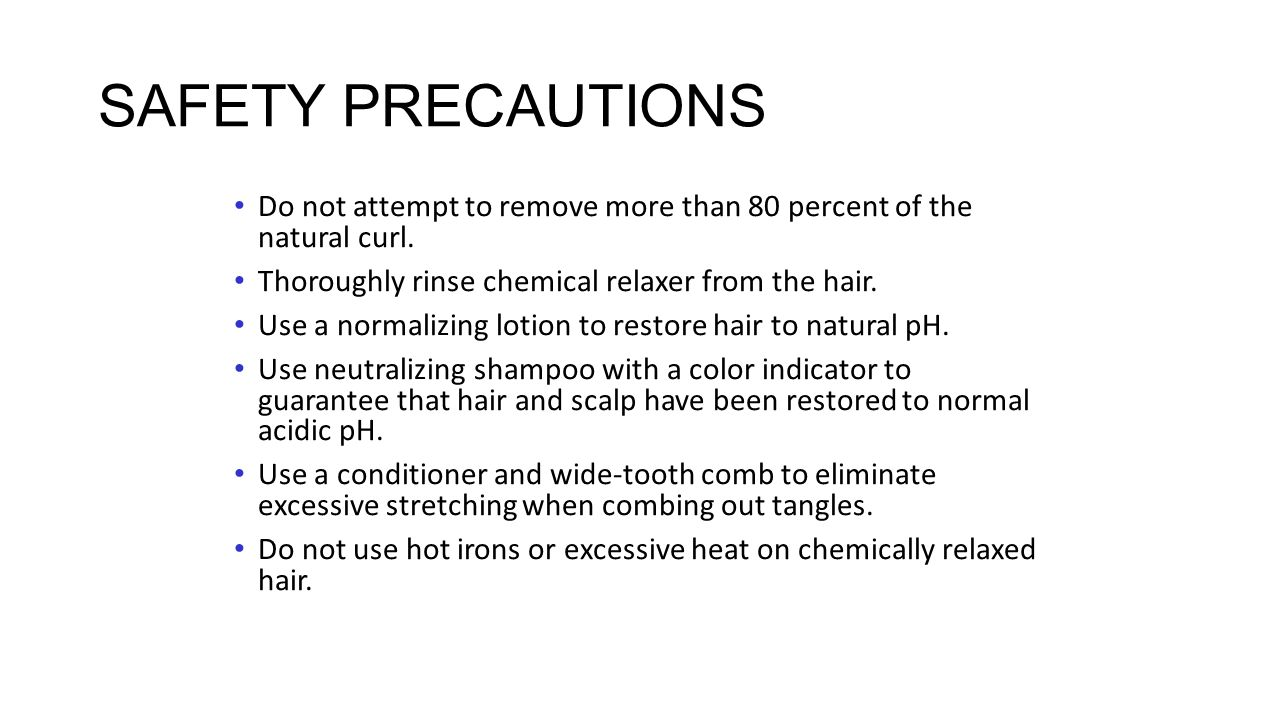 CHEMICAL HAIR RELAXERS CHEMICAL HAIR RELAXERS Ppt