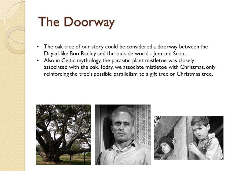 What Does Boo Radley Gifts Symbolize Creativepoem