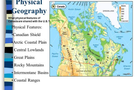 canada physical map canadian shield » Path Decorations Pictures ...