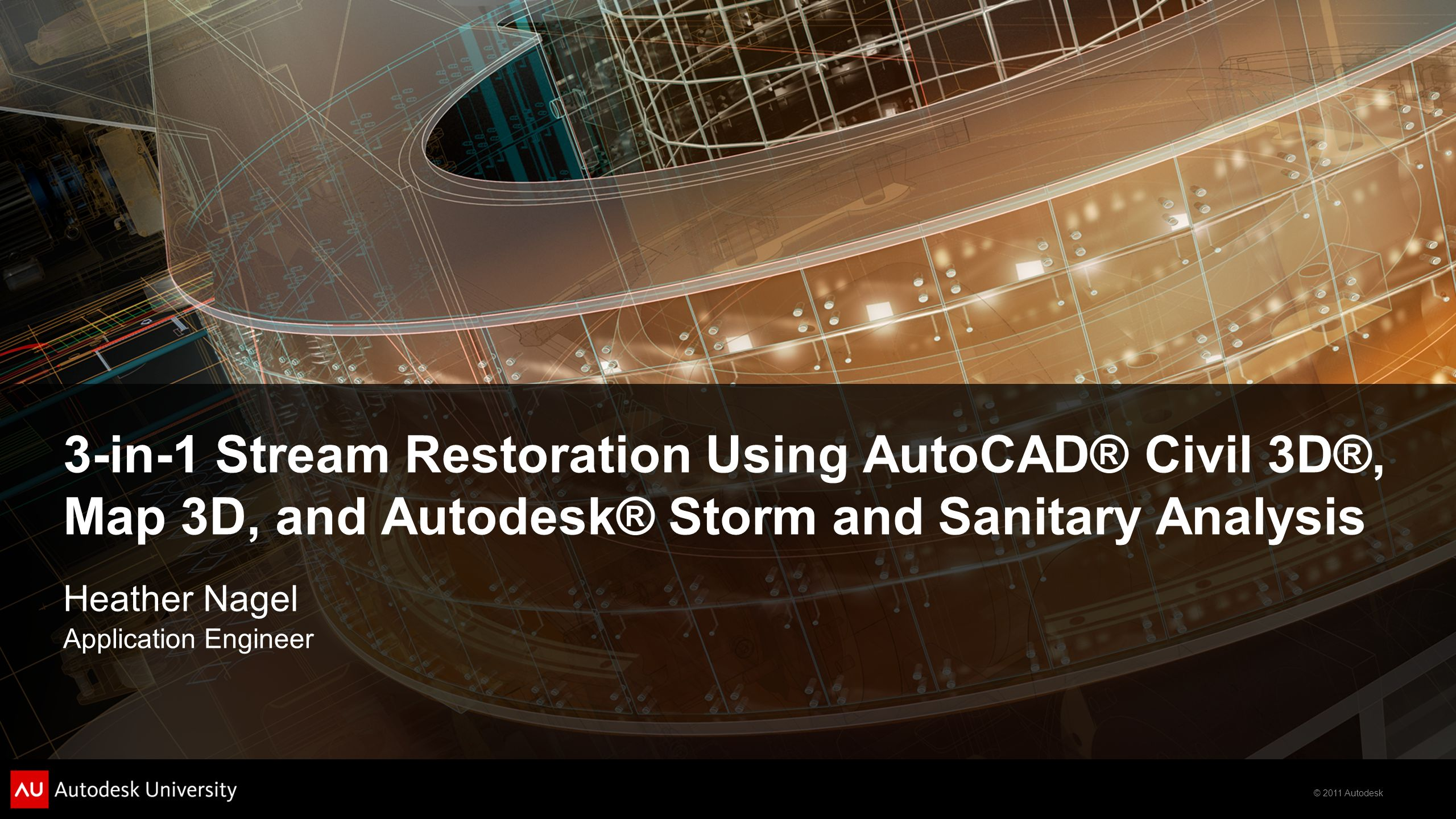 3 in 1 Stream Restoration Using AutoCAD     Civil 3D      Map 3D  and     3 in 1 Stream Restoration Using AutoCAD     Civil 3D      Map 3D