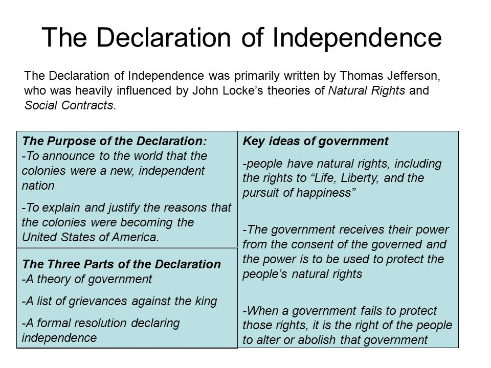 consent of the governed locke