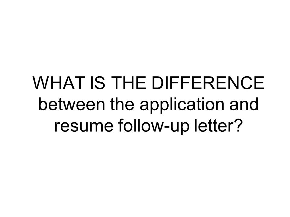 Image Result For After Your Letter Of Application And Resume The Interview