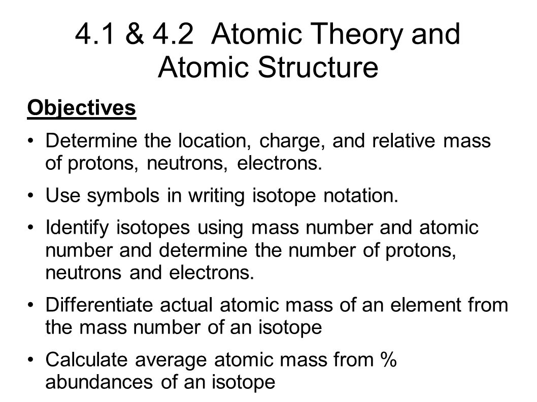 Chemistry Sheds Light On Our Lives Unit 4 Atoms And Light