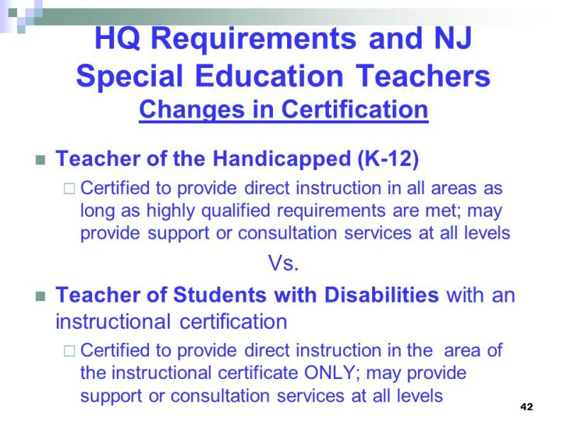 Nj Gifted And Talented Certification Dealssite