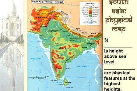 bhutan physiographic map » [Home Decorations] - HD Picture of ...