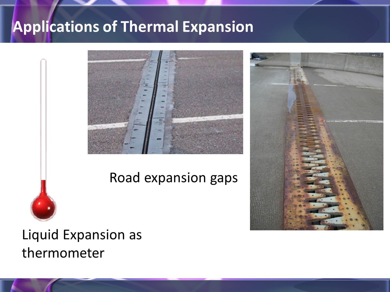 Thermal Expansion Magnitude Of Expansion Of Solids