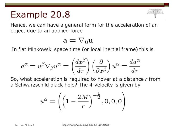 Local Inertial Frame Metric | lajulak org