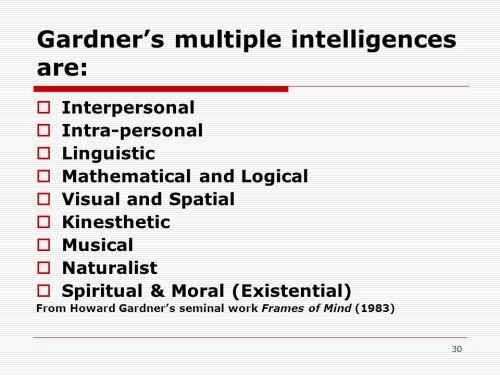 Howard Gardner Frames Of Mind 1983 Publisher   lajulak.org