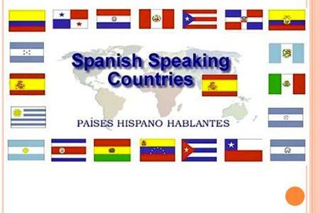 Image result for spanish speaking countries